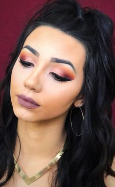 Sunset Makeup How-To Jaclyn Hill X Morphe Palette