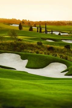 Golf is one of my biggest hobbies that I enjoy coin gin the spring and summer with family and friends
