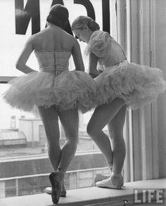 Photography: Vintage Ballet