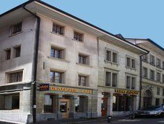 VCH-Hotel Hina Adon, Fribourg, Schweiz / Switzerland, www.vch.ch/hine-adon/.