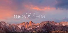 We have mentioned several times about the upcoming Mac OS upgrade, macOS Sierra. Here we even looked at the details and new features of the new operating system. Mac Os, Macbook Pro, Logitech, Windows 10, Google Drive, Time Machine Backup, Apple Desktop, Mode Sombre, Ios