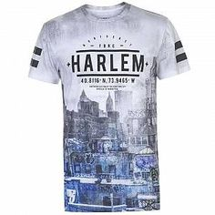 Men T Shirt Short Sleeve New York Bronx 53 Number Sport Short Sleeve