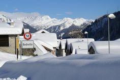 Bedretto, tra tanta neve, passi alpini e pascoli