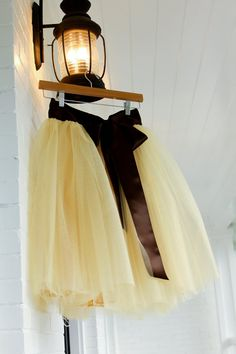 Gold Adult tutu prom dress tutu skirt brown tutu by MirelaOlariu