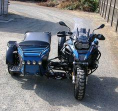 06Motorcycle Sidecar