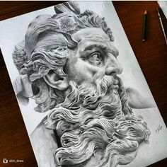 """163 Likes, 5 Comments - Good Art Guide (@goodartguide) on Instagram: """"Incredible work from @slim_draw visit their page to see more fantastic art. 'Ciao!  Hyperrealistic.…"""""""