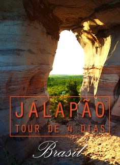 Jalapão - Como é o passeio de 4 dias - Brasil