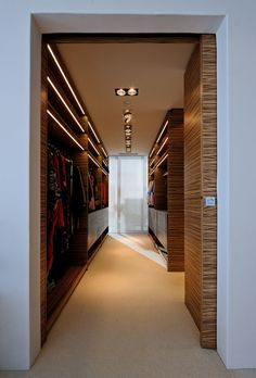 30 Fantastic Walk-In Closet Designs for Your Home Improvement | Daily source for inspiration and fresh ideas on Architecture, Art and Design
