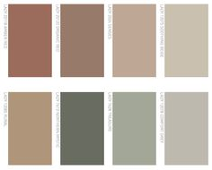 wall Color Trends - Beautiful Wall Inspiration for Autumn! (my scandinavian home). Room Colors, Wall Colors, House Colors, Colours, Colour Pallete, Colour Schemes, Color Trends, Decoration Inspiration, Inspiration Wall