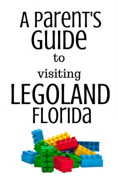 The Ultimate LEGOLAND Florida Guide for Kids