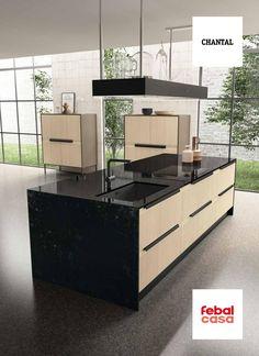 OCCASIONE: Cucina Febal modello Chantal, vivace, contemporanea ...