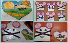 ...Το Νηπιαγωγείο μ' αρέσει πιο πολύ.: Μήνυμα στέλνουμε σε όλα τα ζωάκια Advent Calendar, Holiday Decor, Frame, Blog, Animals, Home Decor, Picture Frame, Animales, Decoration Home