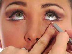 JAM Cosmetics - Prima Diva Look - Dance & Stage Makeup Tutorial Ballet Makeup, Dance Makeup, Stage Makeup Dancer, Makeup Tips, Beauty Makeup, Hair Makeup, Makeup Lessons, Stage Makeup Tutorial, Do It Yourself Videos