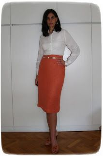 The Flowery Skirt: Burdastyle 2011-02-107  - Gorgeous