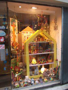 kids'shop in Agen-France