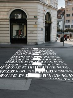 creative and cool children zebra crossing music notes - Google Search