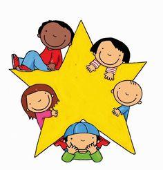 Iedereen kan een ster zijn Heeft een ster diep van binnen Laat jouw ster naar…
