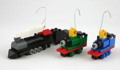 Train Ornaments | Flickr - Photo Sharing!