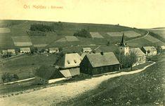 Moldau in Böhmen