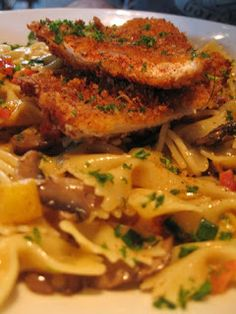"Louisiana Chicken Pasta - Cheesecake Factory Copycat Recipe. ""Repinned by Keva xo""."