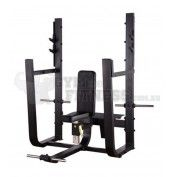 Olympic Seated Shoulder Press  Dimensions (L×W×H): 155cm × 178cm × 180cm   For more info visit: http://www.gymandfitness.com.au/diamond-series-olympic-seated-shoulder-press.html