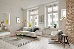 Interiors - Cozy and Lovely Scandinavian home! | Art And Chic