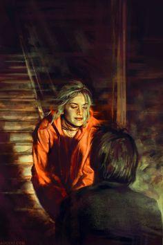 Clementine: Bye Joel. Joel: I love you. Clementine: Meet me...in Montauk