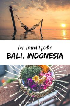 Here are ten travel tips for Bali, to make your next visit to this paradise all about fun and relaxation. #bali #indonesia #travel #traveltips #balitips #tipsforbali
