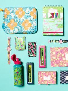 Lily Pulitzer School Supplies