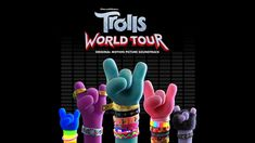 Anthony Ramos - One More Time (from Trolls World Tour) - YouTube