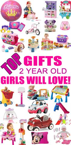 Best Gifts And Toys For 2 Year Old Girls 2018 Best Gifts