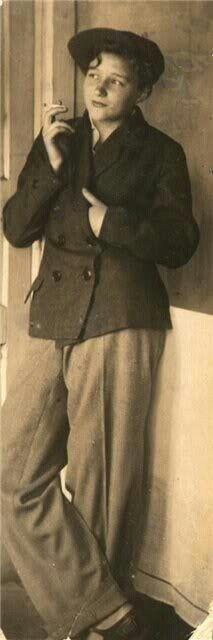 Vintage lesbian #Tomboichic OMG I LOVE THIS!!! <3