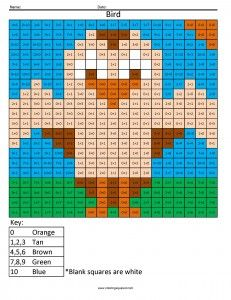free math coloring practice basic addition sums rigorous math practice with incredible pixel art coloring puzzles