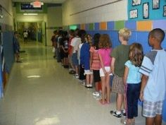 Classroom procedures to teach at the beginning of the school year. by gayle