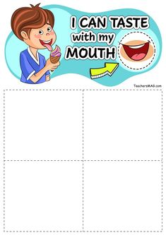 Five Senses Sorting Activity for Preschool, Pre-K, and Kindergarten Students Body Parts Preschool Activities, Five Senses Preschool, 5 Senses Activities, My Five Senses, Creative Activities For Kids, Sorting Activities, Preschool Learning Activities, All About Me Preschool, Flashcards For Kids
