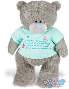 BNWT ME TO YOU TATTY TEDDY BEAR WISHING YOU A WONDERFUL ANNIVERSARY BEARS