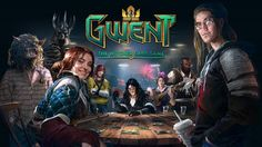 You can play Gwent: The Witcher Card Game right now for free