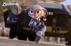 Meet a zoo's worth of characters from Zootopia, in theatres March 4, 2016!