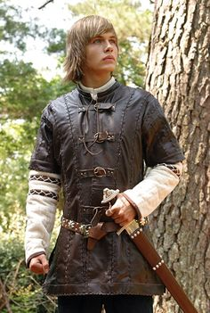 For the boys... Fencing Armor and a great jerkin, in one...  Leather Jerkin - Medieval Renaissance Clothing, Costumes