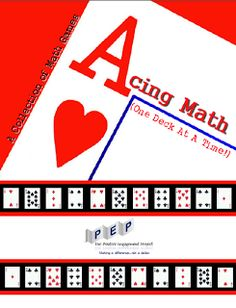 Math Coach's Corner: Math Games with a Deck of Cards