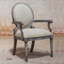 Etchemin Driftwood Arm Chair