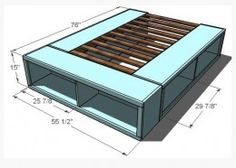 lift up storage bed this site sells diy kits with instructions handy ideas pinterest diy storage beds and storage