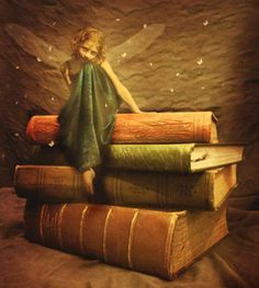 Faery on books