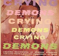 Crying Demons (they must have heard the album)
