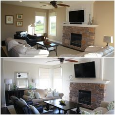 1000 images about 2014 deco on pinterest honey oak - Living room paint colors for 2014 ...
