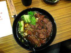 Taiwan Food - Beef Noodle