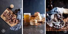 Beer-brined faux-tisserie roast chicken, anyone? Cooking With Beer, Beer Recipes, Roast Chicken, Craft Beer, Waffles, Hero, Breakfast, Food, Morning Coffee