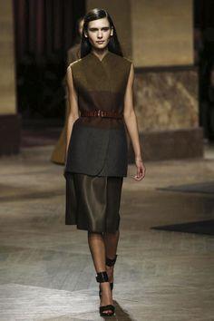 Hermes Ready To Wear Fall Winter 2014 Paris - NOWFASHION