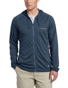 Columbia Men's Cool Creek Full Zip Ho... $17.87 #bestseller