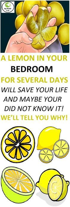 A LEMON IN YOUR BEDROOM FOR SEVERAL DAYS WILL SAVE YOUR LIFE AND MAYBE YOUR DID NOT KNOW IT! WE'LL TELL YOU WHY! #lemon #bedroom #bedroomideas #tricks